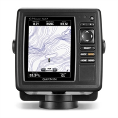 garmin båt plotter