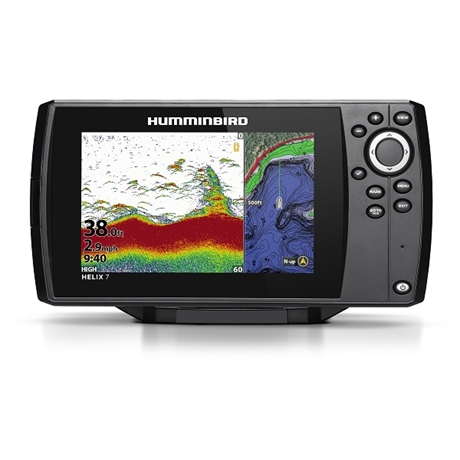 Humminbird HELIX 7 CHIRP DS GPS G3