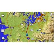 topografisk karta garmin Garmin Montana 650 topografisk karta garmin