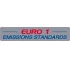 Suzuki uppfyller EU direktiv som gäller avgas och bullernivå