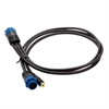Lowrance HDS Video Adapter kabel